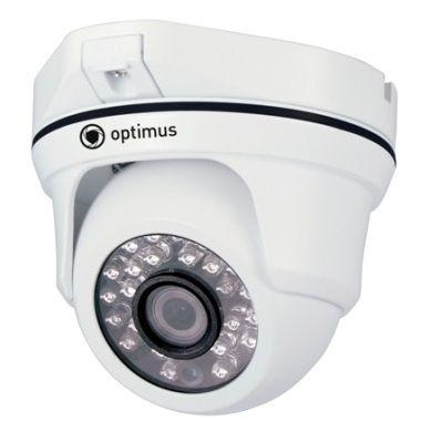 Уличные AHD - видеокамеры Optimus
