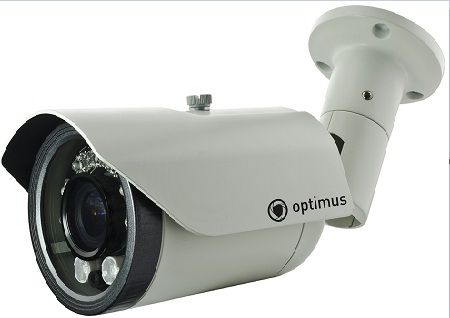 Уличная IP видеокамера Optimus IP-P012.1(2.8-12)