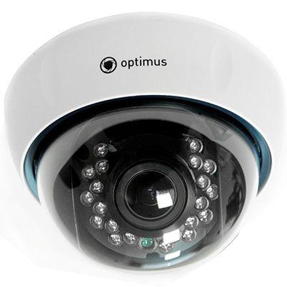 Внутренняя IP видеокамера Optimus IP-E022.1(2.8-12)P