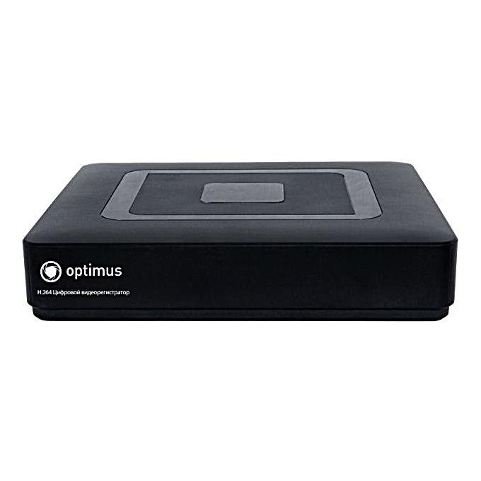 Видеорегистратор Optimus AHDR-2004CE (4х канальный NVR)